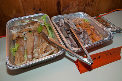 Coon Club Game Supper