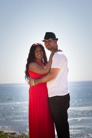 Aaron & Vonda Engagement