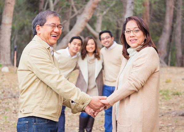 Llamas Family Photo Shoot