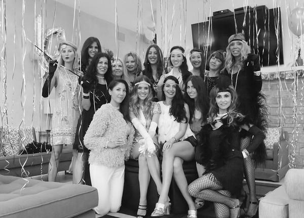 Sara's Bachelorette Party