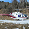 I was up near Sundre and this helicopter landed at the heli-pad.  The piolot told me they were out counting the Alberta Wild Horses in that area....AWESOME!
