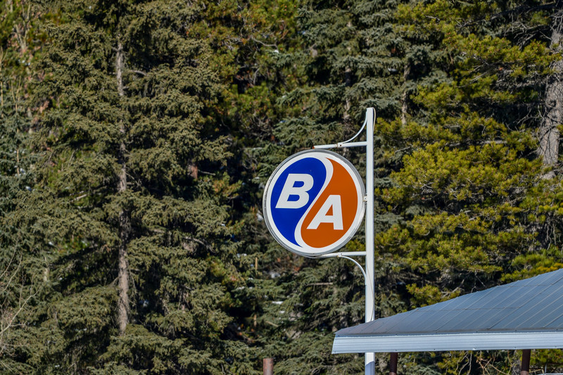 when was the last time you saw this sign??<br /> I found this just outside of Bragg Creek standing free and tall at a special farm with a lot of nostalgia.<br /> Thanks to Mr. Boyce for letting me take a few photographs.