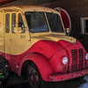 Dariold milk trucks used to roam the streets of Spokane when I was a kid....just like this one.