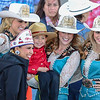Princesses, Queen and little RCMP
