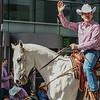 2013 Calgary Stampede Parade Marshall, Chris Hadfield