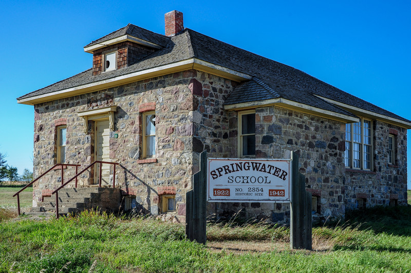 Springwater School  1922-1942