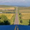highway 549, prairies, foothills & mountains