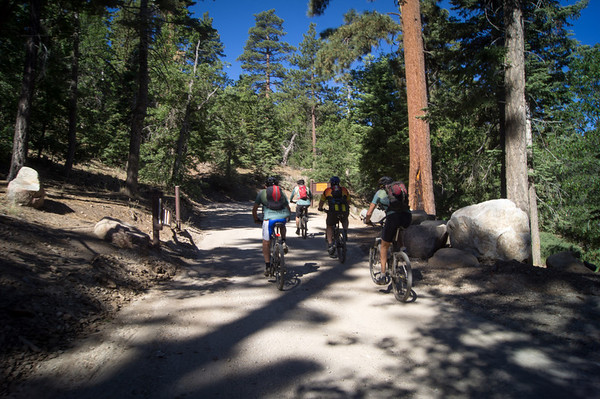 2013-06-14 - Big Bear - Skyline Trail
