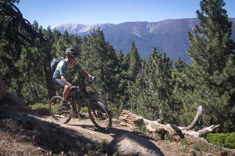 Skyline Trail, Big Bear