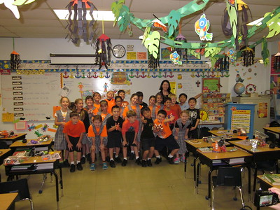 2013-10-31 3rd Gr Halloween Party
