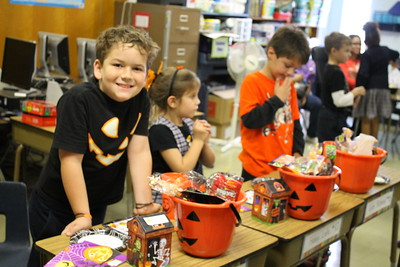 2013-10-31 Lower Grade Halloween Parties