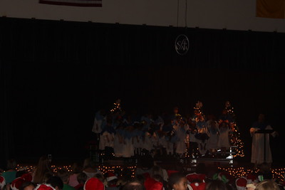 2013-12-03 Kindergarten Christmas Program