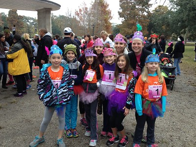 2013-12-08 Girls on the Run 5K Race