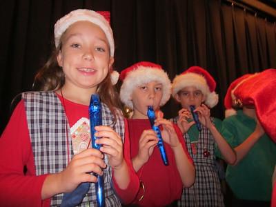 2013-12-20 3rd Gr Christmas Program