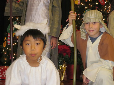 2013-12-22 3rd Gr Plaisance Live Nativity