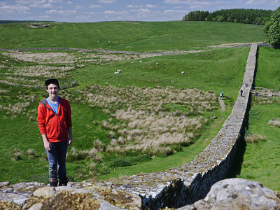 UK Day 15 - Hadrian's Wall