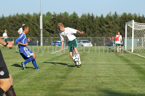 JV Waterford vs Delavan-Darien 9/10/13
