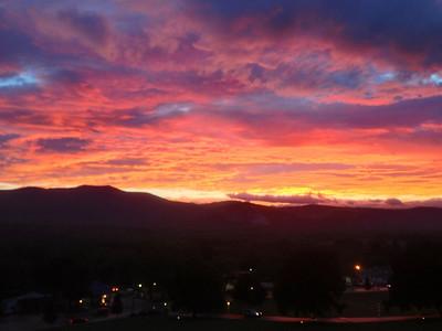 North Conway skies