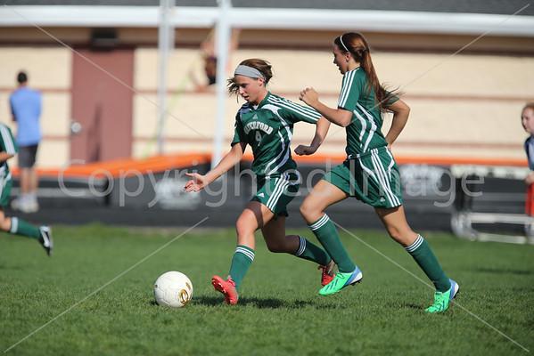 2013 Waterford High School Girls' Soccer
