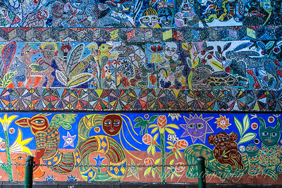 Flinders Street Station Mural
