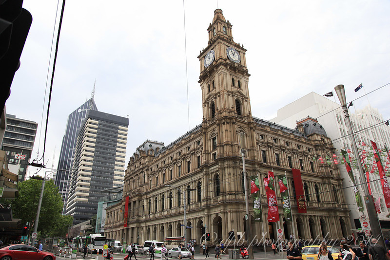 Melbourne General Post Office
