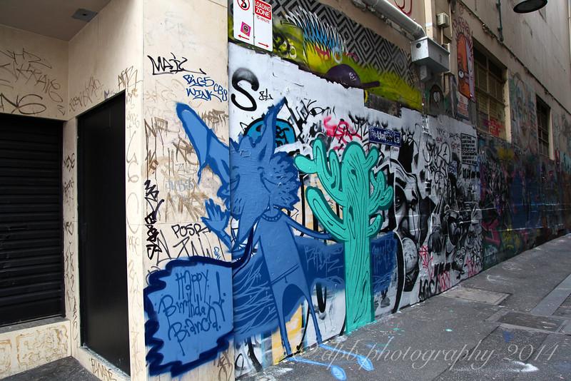 Illegal Street Art