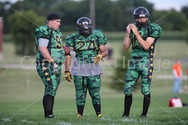Generals vs Monona Warriors - 8/3/13