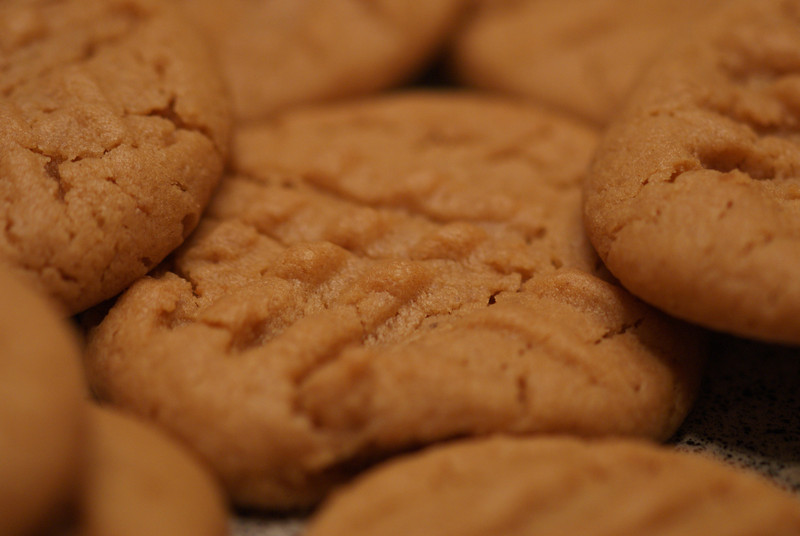 The essence of Peanut butter cookies!