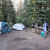Mazama Campground, Crater Lake