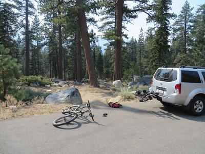 2013-9 Tahoe MTB Trip