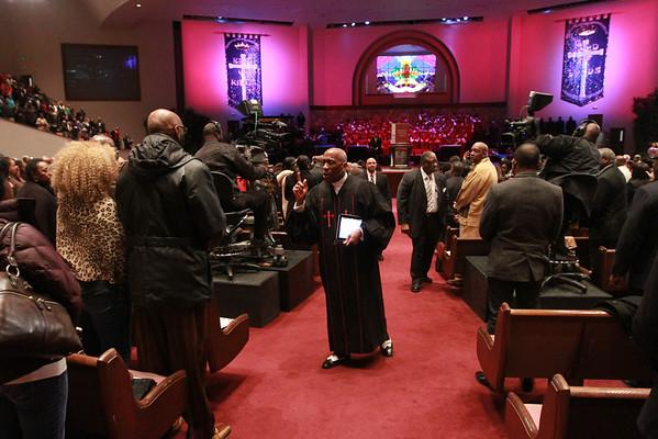 Sunday Worship 11/24/13
