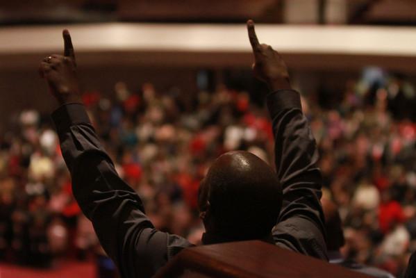 Sunday Worship 12/15/13