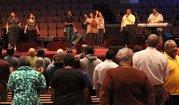 Wednesday Worship 7/17/13