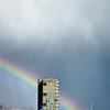 20130418 Castle House Rainbow