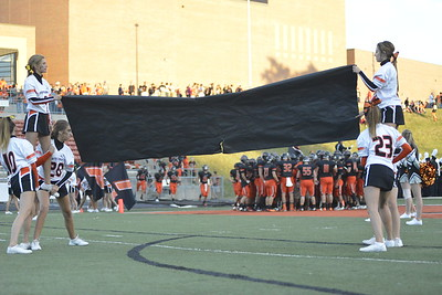 Platte County Football vs Grandview 2103
