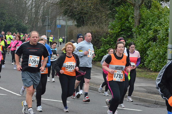 Eastleigh 10k - Coming back