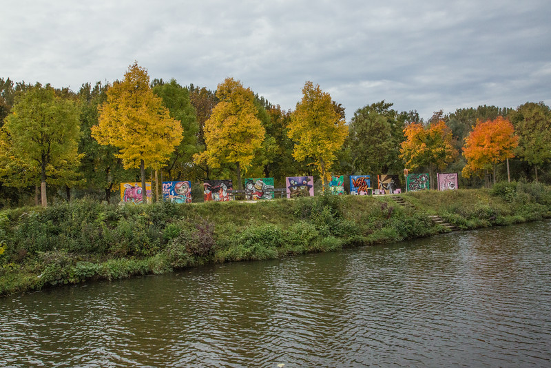 River artwork