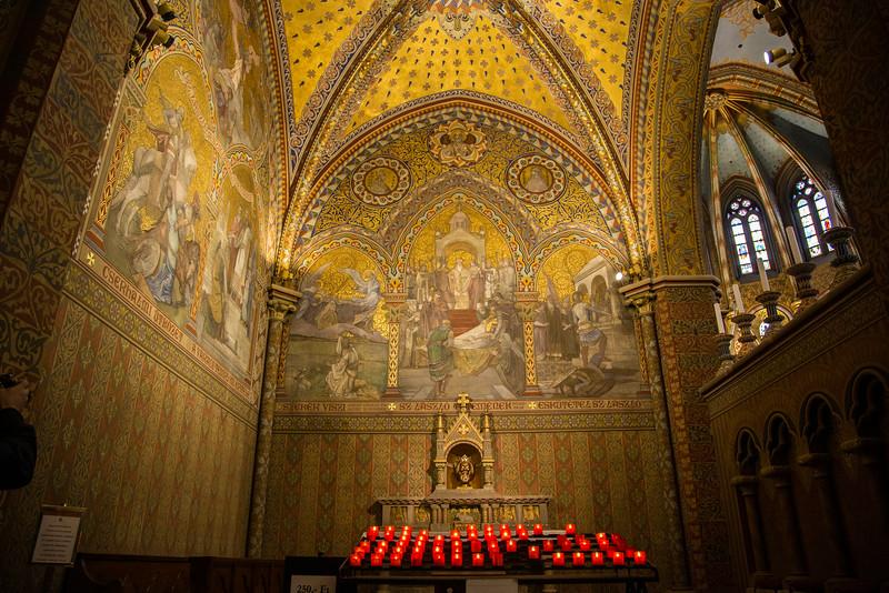 Matthias Church chapel