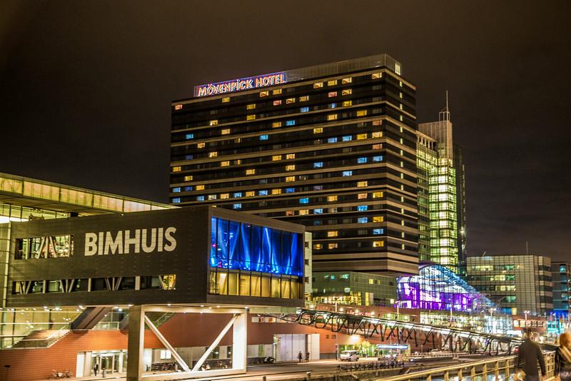 Amsterdam Movenpick Hotel