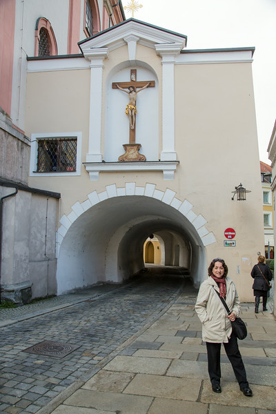 Passau tunnel