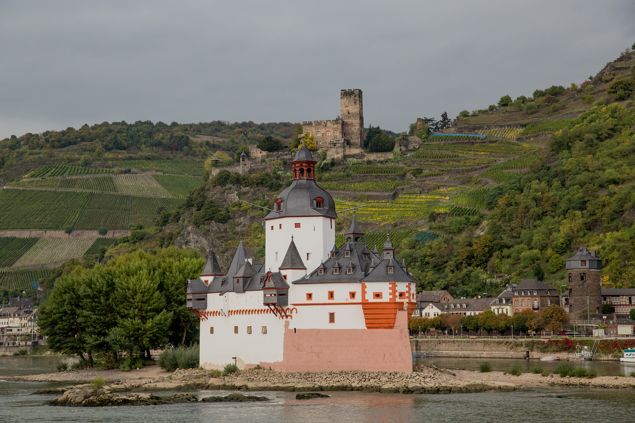 Pfalzgrafenstein Castle