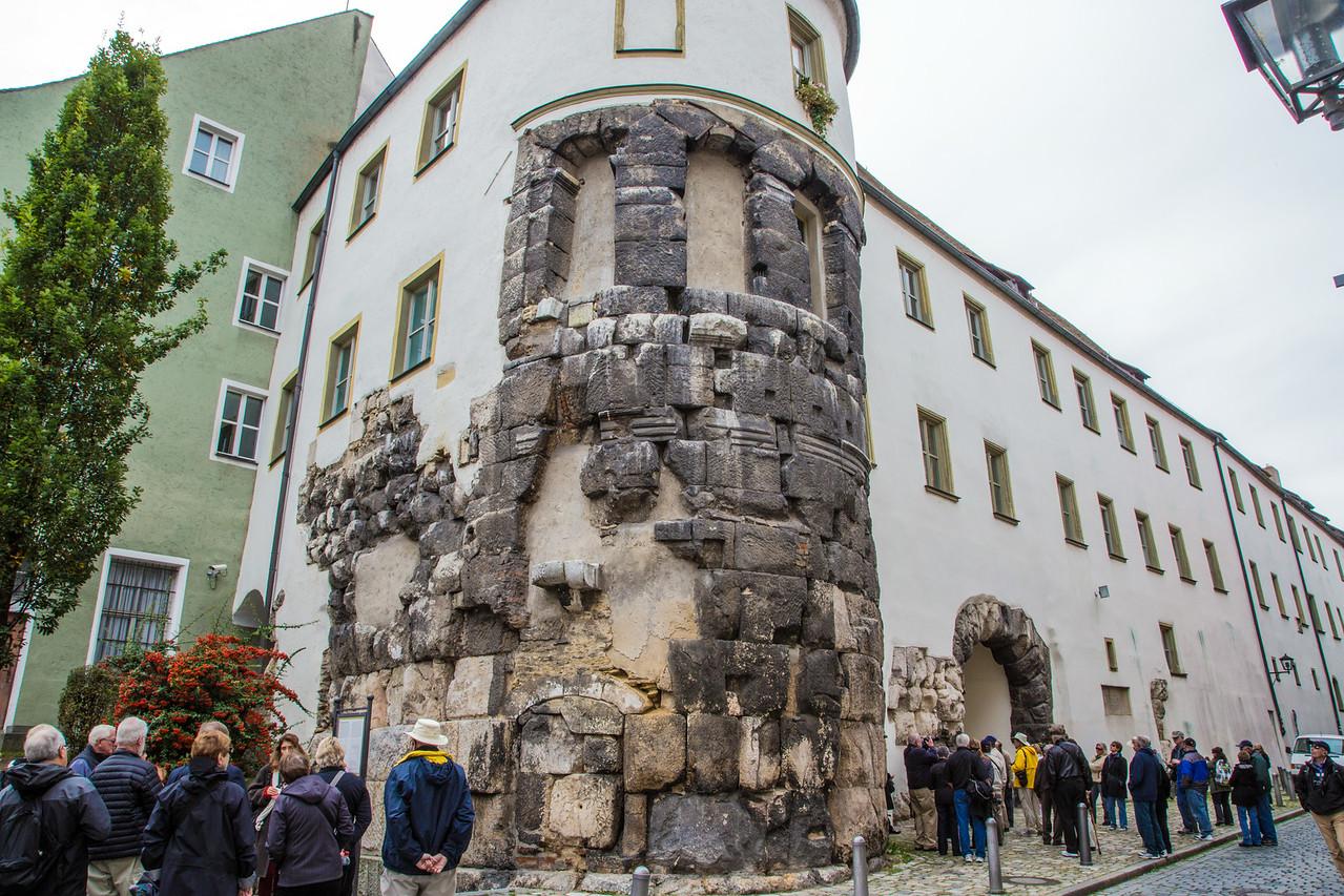 Regensburg Roman Gate