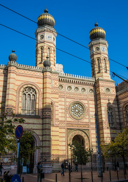 "Budapest's ""Great"" Synagogue"