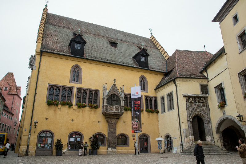 Regensburg Rathaus (City Hall)