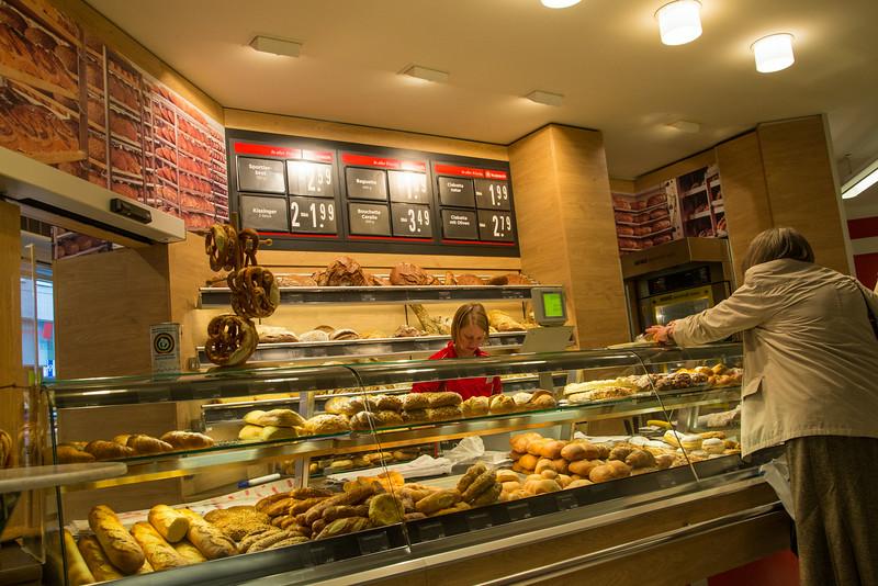 Würzburg bakery