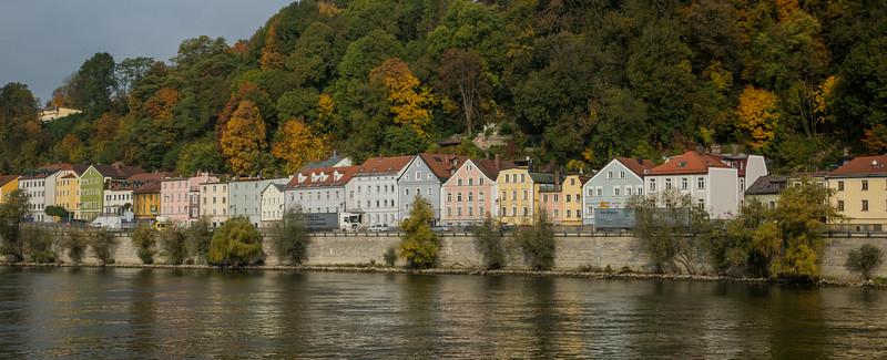 Passau on the Danube