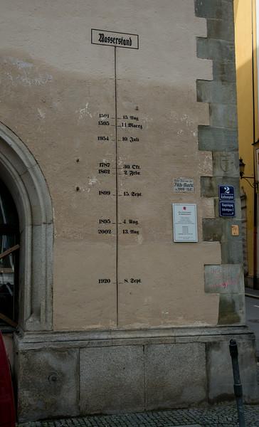 Flooding in Passau
