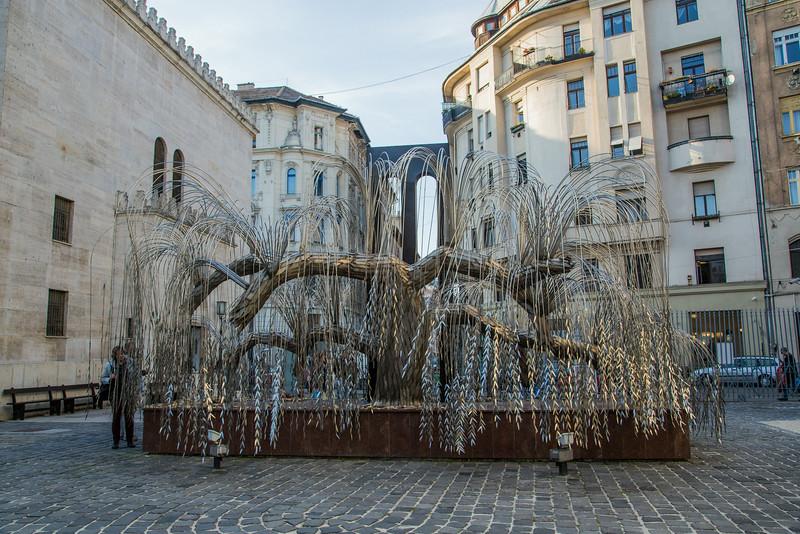 Budapest Holocaust Memorial