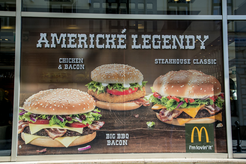 Bratislava McDonalds