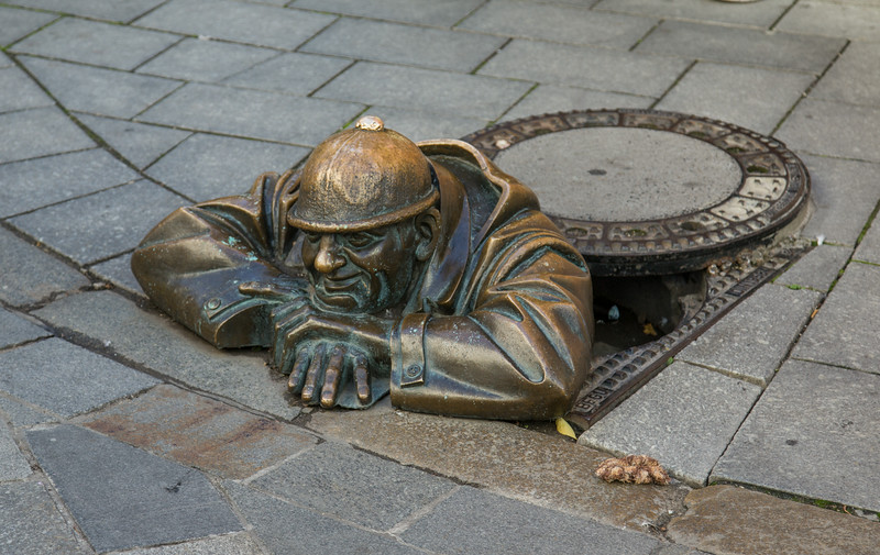 Sewer Man